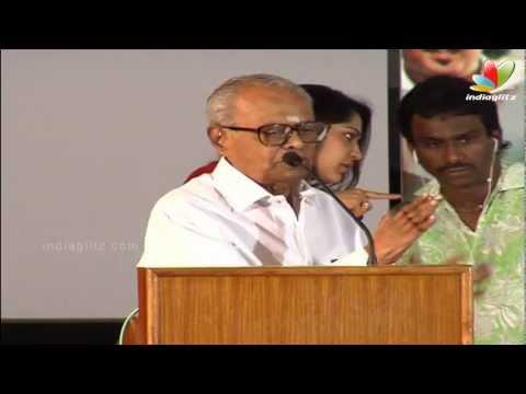 Veteran K Balachander Speaks about Director Vasanth's hard work | Vasanth Son Ritvik Varun Launch