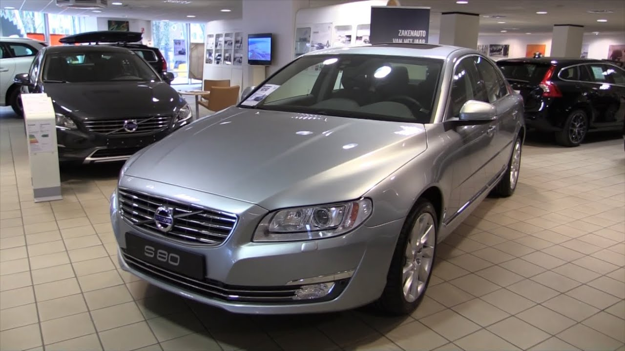 volvo s80 2015 in depth review interior exterior youtube. Black Bedroom Furniture Sets. Home Design Ideas