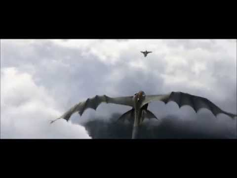 Полет [Как приручить дракона 2]