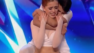 Couple Dancer Tells a Love Story With Their Talented Choreography | Week 4 | Britain's Got Talent 20
