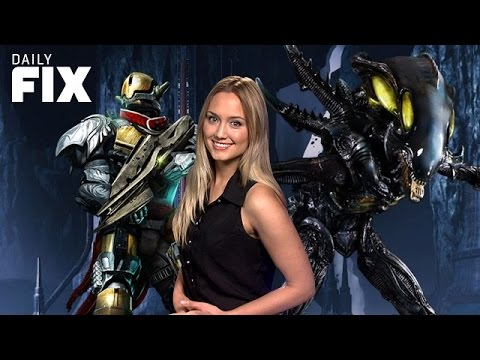 Destiny Update 2.0 & Colonial Marines Woes - IGN Daily Fix