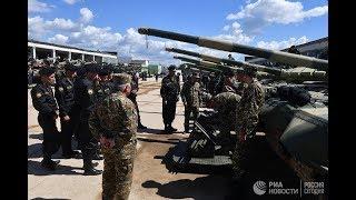 Quá Sốc: Việt Nam đưa xe tăng T-90S đã nâng cấp đi thi giải Tank Biathlon ở Nga?
