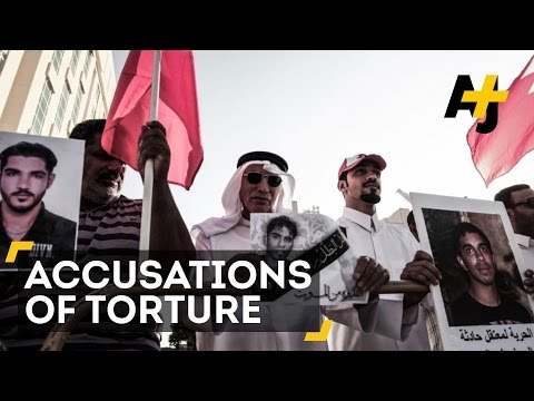 Human Rights Watch Accuses Bahrain Of Torturing Detainees