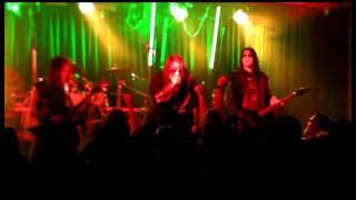 Drowning The Light - Transylvanian Hunger (Dark Throne cover) Armageddon Festival 2011