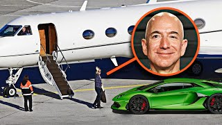 10 Most Expensive Things Owned By Jeff Bezos (World's Richest Man)