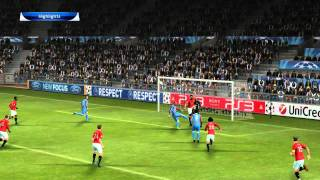 PES2012 UEFA CL MATCHDAY 3 & 4