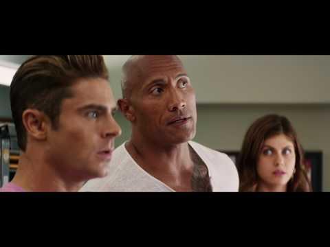 Baywatch | Dwayne Hook Lifeguard Pursuit | Paramount Pictures UK