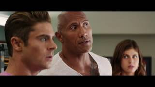 Baywatch | Dwayne Hook Lifeguard Pursuit | Paramount Pictures UK