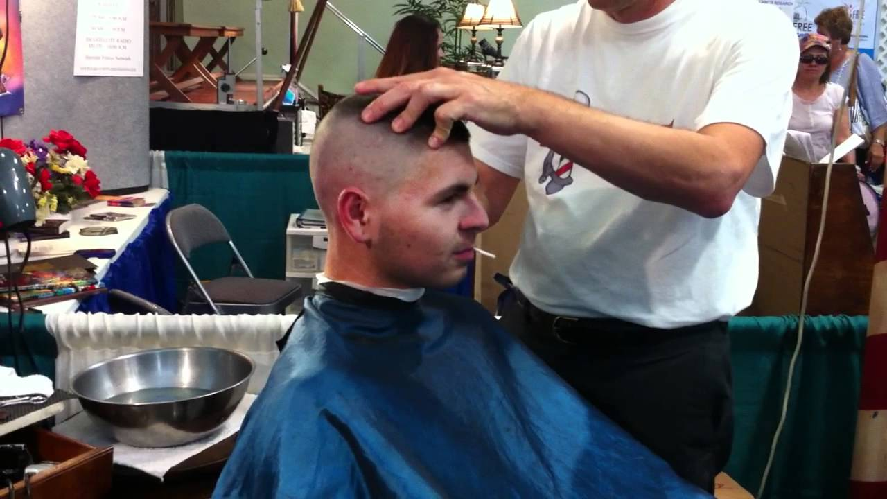 Displaying Images For - Military Flat Top Haircut...