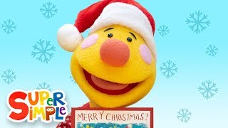 S-A-N-T-A | Sing Along With Tobee | Christmas Special