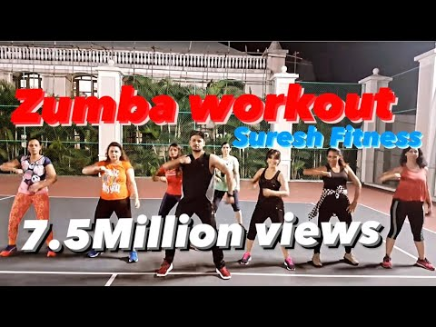 Bom Diggy…. Zumba choreography by S.F. CNRI Colony