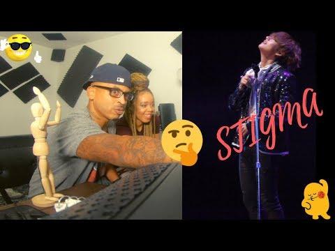 [BTS MEMORIES OF 2017] Live : Stigma - V / Taehyung - KITO ABASHI REACTION