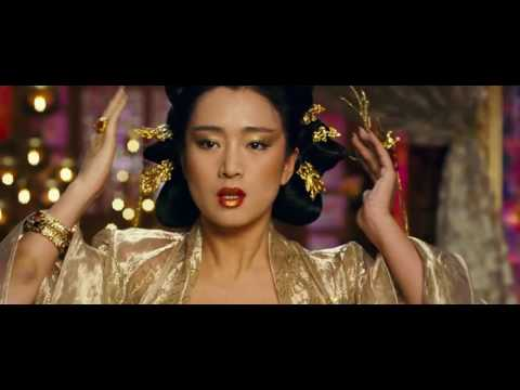 Gong Li  Curse of the Golden Flower