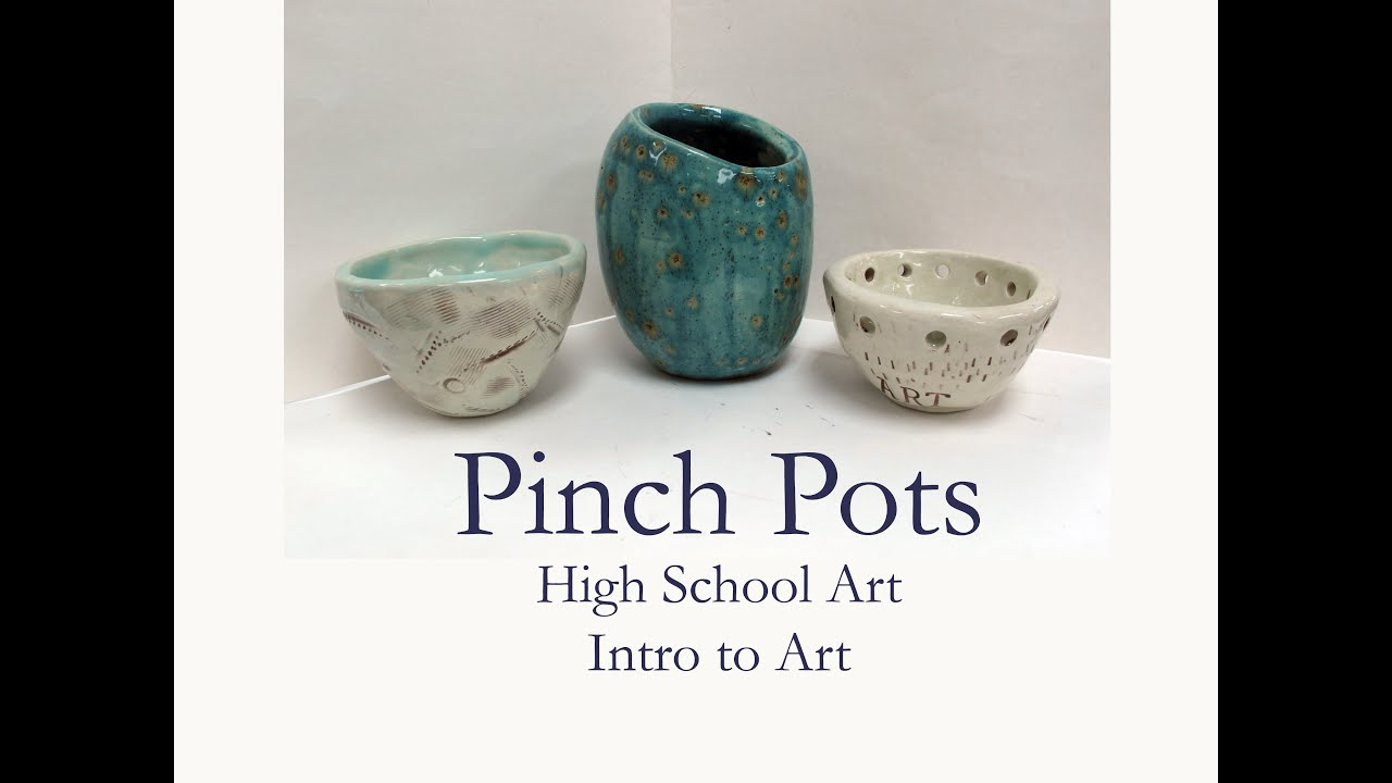 Hs art clay pinch pot demo youtube - Why you should cook clay pots ...