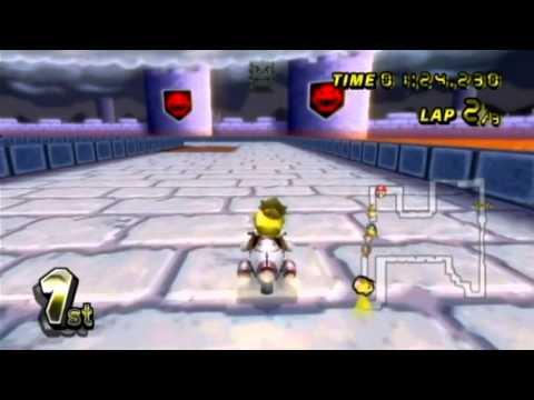 Mario Kart Wii 9999 VR Run Part 06