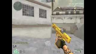CrossFire VN - Desert Eagle Gold