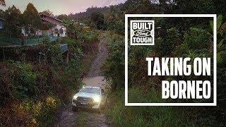 Ford Ranger - Taking On Borneo Part4 (Miri to Kota Kinabalu)