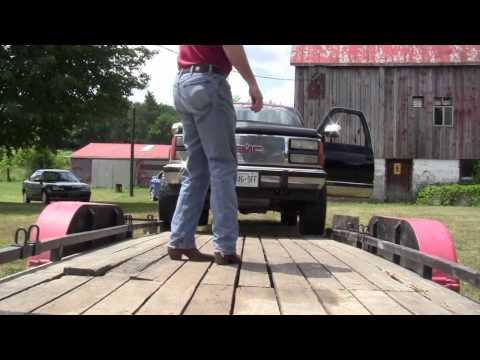 New farm truck