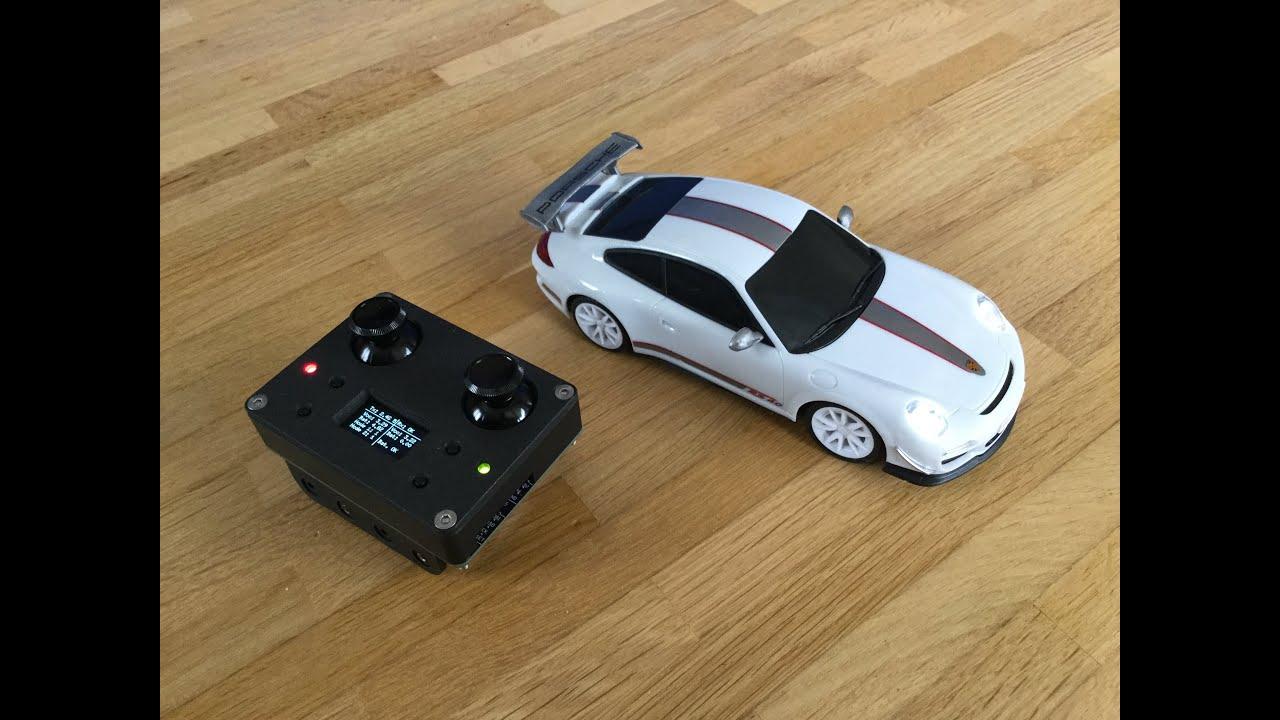 Arduino Mini 2 4GHz and IR Remote Control System: 7 Steps