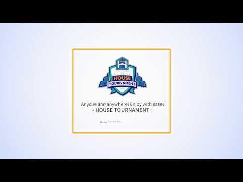 [Phoenixdarts] How to make a House Tournament (Tutorial EN Ver.)