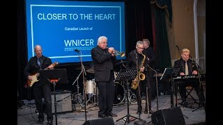 Canadian Launch of WNICER - June 12 Gala
