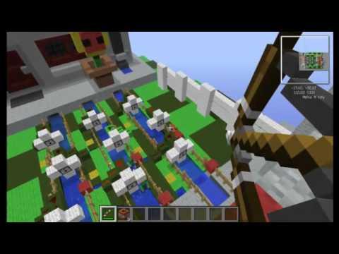 scout gamer TV.minecraft(พืชVSซอมบี้)