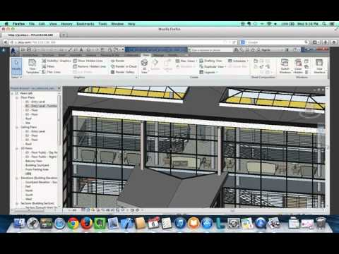Autodesk Revit Architecture 2011 mac