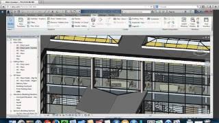 Autodesk Revit Architecture Running in FireFox on a Mac