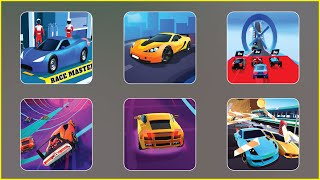Race Master 3D Car Racing: All Levels Answers Levels 3 (iOS,Android) screenshot 4