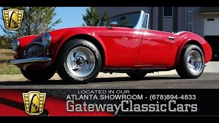 1962 Austin Healey Sebring Tribute - Gateway Classic Cars of Atlanta #82
