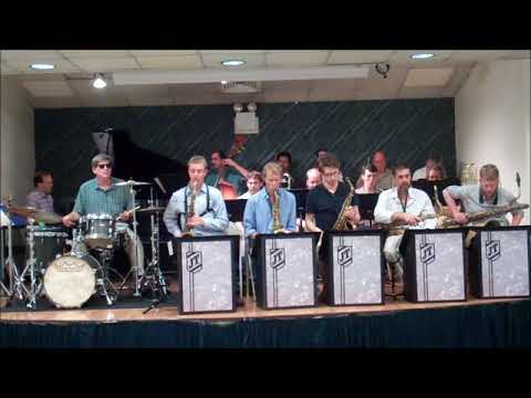 "Jack Twomey's ""One Take"" Big Band: ""Keen & Peachy"" (Rogers)"