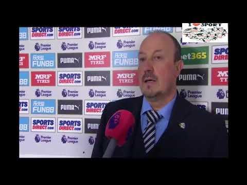Benitez: Lascelles doing well