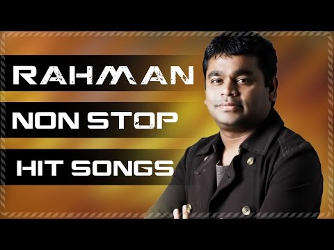 A R Rahman Non Stop Telugu Hit Songs|| Video Songs Jukebox Best Collection