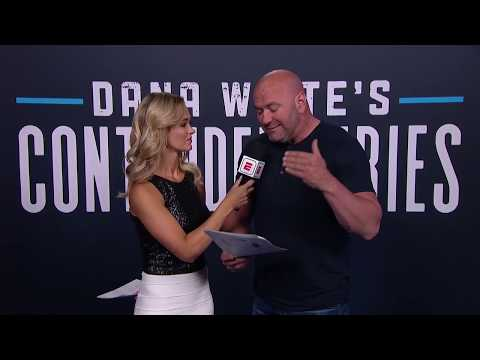 Dana White Announces Contender Series UFC Contract Winners - Week 3 | Season 3