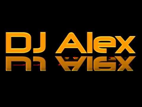 Dj Alex - I Love Merengue Mix 2