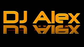 Dj Alex - I Love Merengue Mix 2