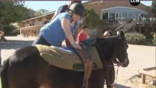 L'équitation adaptée aux handicapés (Marseille)