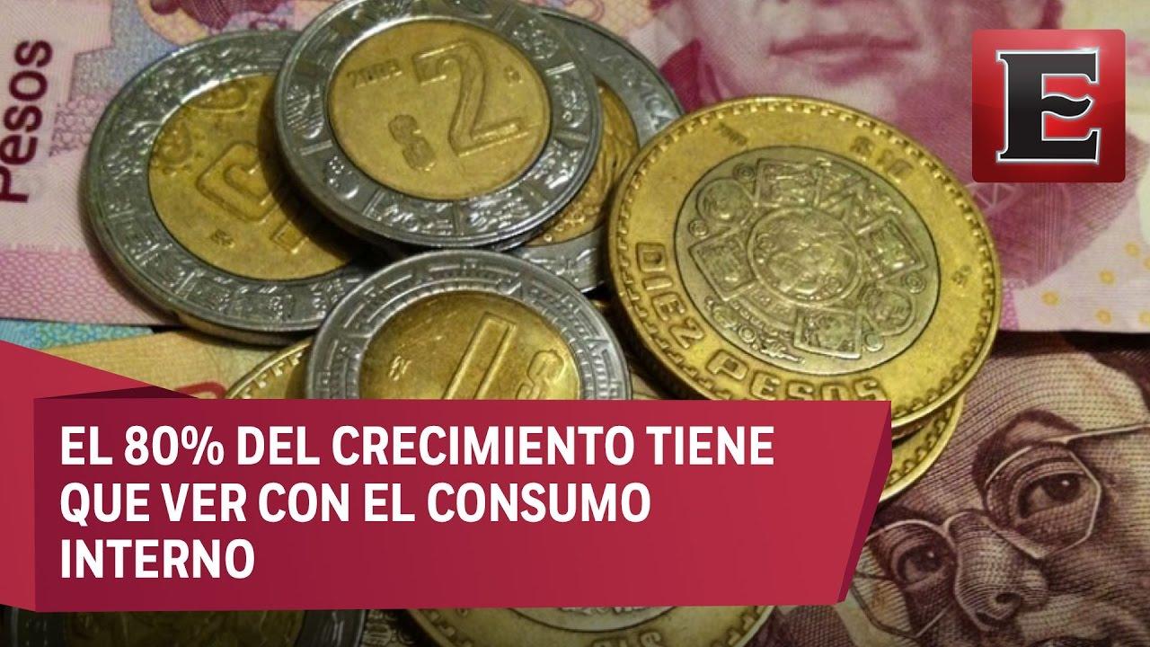 INEGI reporta crecimiento en la economía mexicana