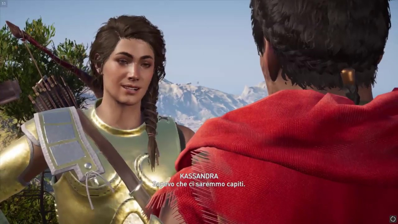 Assassin's creed Odyssey gameplay ita PC #47 Giudice, giuria e carnefice [Walkthrough commentary]