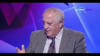المقصورة - حسن المستكاوي : معروف يوسف قدم مباراة جيدة وبذل مجهود ممتاز