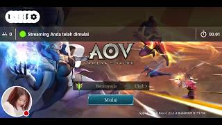 Streaming Arena of Valor 18++