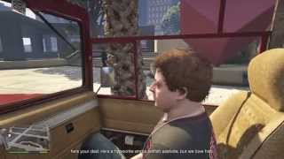 GTA V Conversations - Trevor Hangs With Jimmy