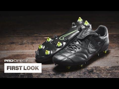 9576e7800 FIRST LOOK: Nike Premier II Anti-Clog - YouTube