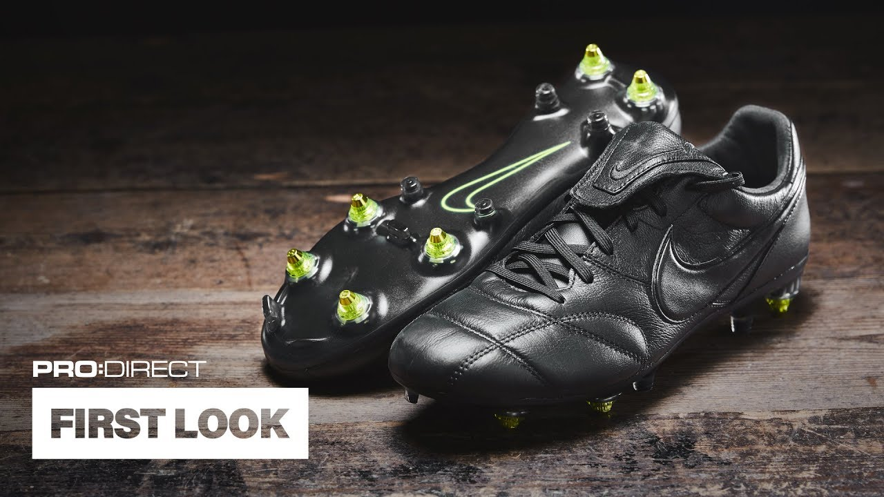 low priced 6011c d66d7 FIRST LOOK  Nike Premier II Anti-Clog. Pro Direct Soccer