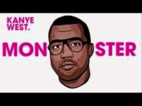 Kanye West ft Rick Ross, Jay Z & Nicki Minaj- Monster (Looney Tune's Version)
