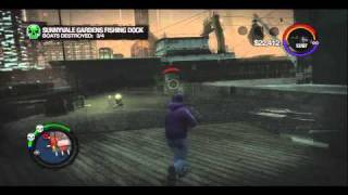 Saints Row 2-Sons of Samedi-Stronghold 4-Sunnyvale Gardens Fishing Dock