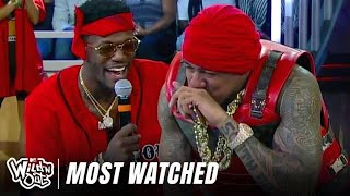 Download Top 9 Most Watched Talking Spit Face Offs | Wild 'N Out
