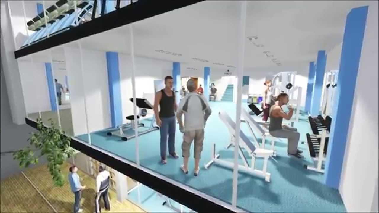 gimnasio 360 fitness arquitecto juan fernando sierra