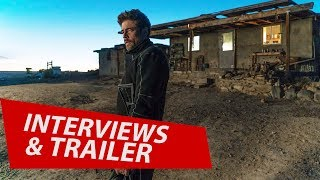 Sicario 2 Movie - Entire Cast Interviews (HD)