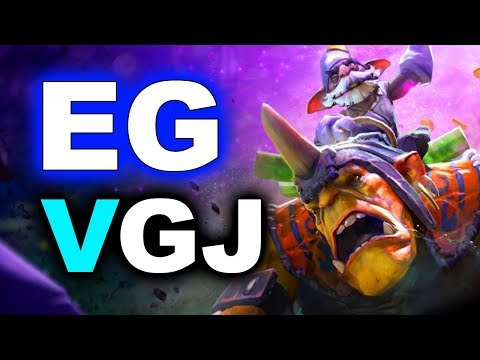 EG Vs VGJ.T - #TI8 GOOD GAME - THE INTERNATIONAL 8 DOTA 2